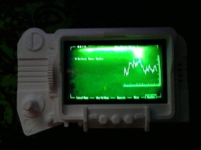 Pip-Boy 3000 for Iphone 5