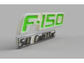 F-150 541 Cadillac Truck Branding