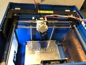 CraftUnique Craftbot (plus & v2) 3D-Printer TITAN EXTRUDER upgrade