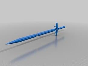 Kurgan Sword (highlander)