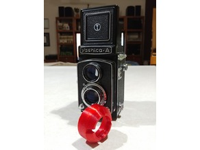 Yashica A TLR Camera Lens Hood