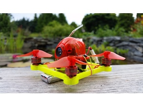GR1FF V2 - 75mm Brushless Whoop Frame
