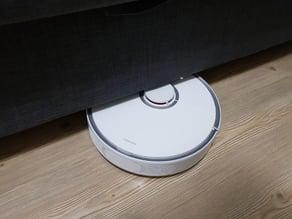Ikea FRIHETEN sofa legs for vacuum robots