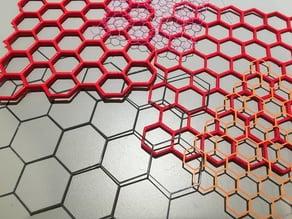 Honeycomb Pattern Generator