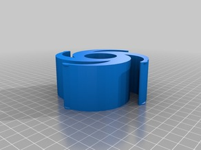 Ender 3 99mm spool adapter