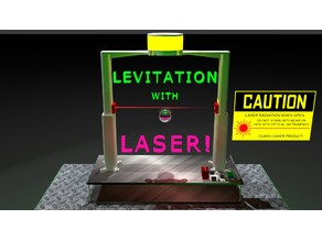 Levitation with LASER!