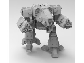 Mechwarrior 4 Supernova