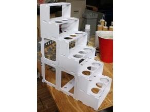 Modular Paint Rack
