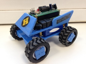 Hackbot Micro Pi Noon Bot