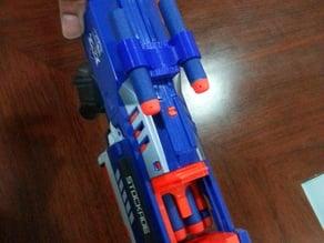 Nerf Gun Dart Mount