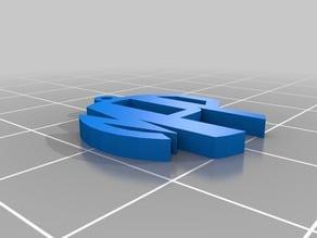 My Customized Monogram Pendant