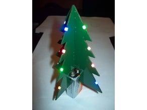 3D crhistmas tree