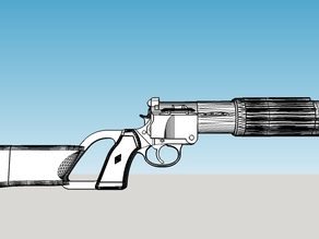 Boba Fett EE-3 carbine