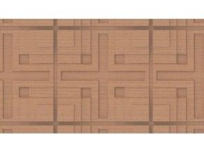 Millard House Tile (La Miniatura)