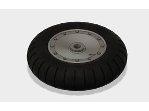 FW-190 Wheels and Tires