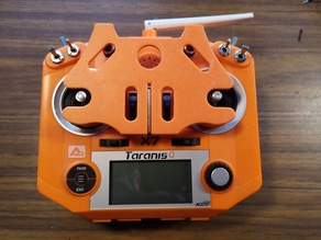 Taranis QX7 Transport Cover V2