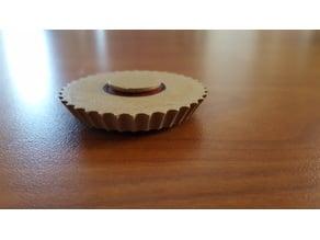 Peanut Butter Cup Fidget Spinner