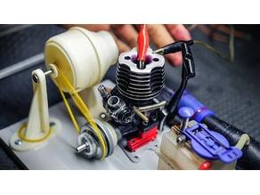 Nitro Engine Cooling System