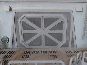 Large Blast Door for Star Wars Legion