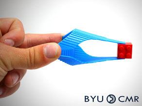 Oriceps: Origami Inspired Forceps