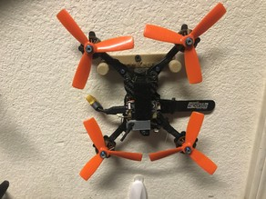 "Drone Wall Hanger (Quadcopter Wall Hanger 3"", 4"", 5"" and 6"")"