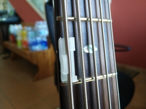 Single string capo (Fretlocks)