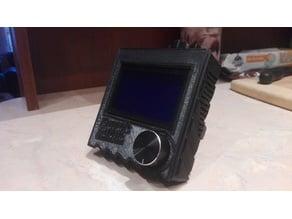 Cover Ender screen on ball hinge