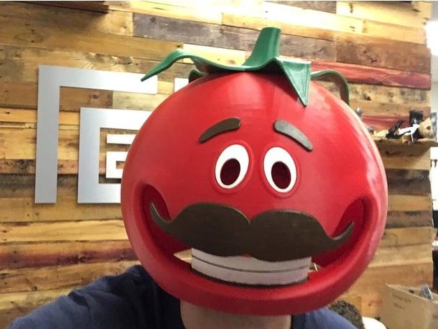 Tomato Halloween Costume