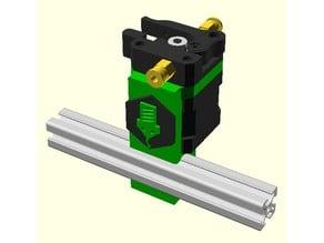 GREEN MAMBA V2.0 extruder drive