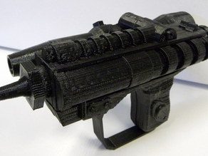 Imperial Scout Trooper Blaster