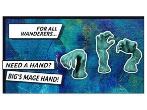 Big's Hand