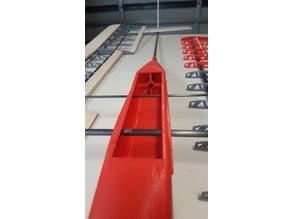 RC Glider, Airfoil SD 7035