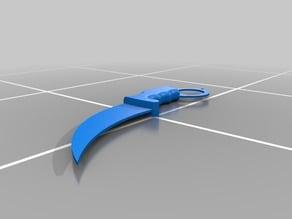 CS:GO Karambit Knife