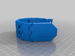 My Customized Belt test (print in place, , MMU design)