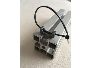 Alutec 45x45 8mm - Hose holder