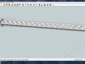 Upright Braces for Mendel