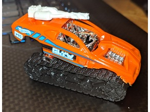 Gaslands - Tank Tread Upgrades