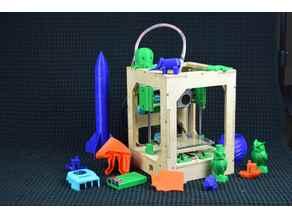 MicroRAP 100 Compact 3D Printer