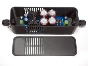 Case for LT1083 linear regulator module