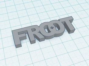 FROOT Logo - Marina and The Diamonds