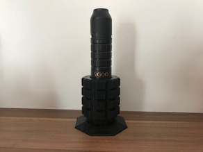 Mech or Tube Mod Grenade Stand