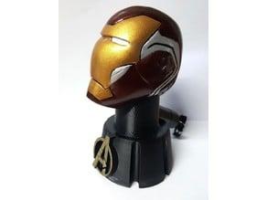 iron man mark85 helmet