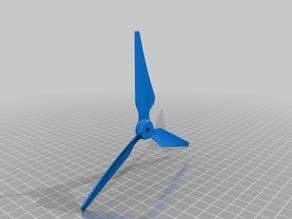 Drone Propeller Tri-Blade