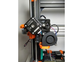 Plug and play belted Nema 17 Gear Box for Extruders
