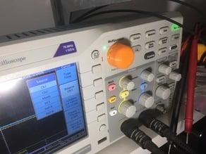 Tektronix CRO encoder stepping knob