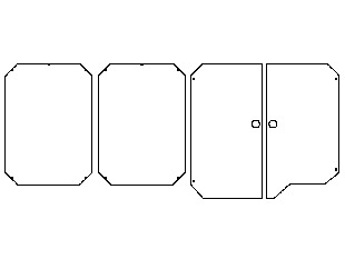 RepXL Panels and doors
