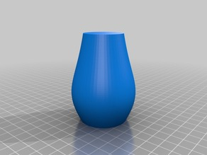 My Customized Bezier Vase 3