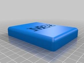 Malifaux Fate Deck Box