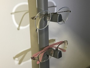 Magnetic Glasses Mount
