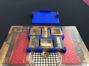 Mansions of Madness: Tile Features Tray and Cover
